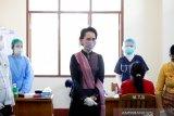 Pemimpin Myanmar Aung San Suu Kyi dan sejumlah tokoh ditangkap