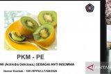 Mahasiswa UMM temukan solusi mudah atasi insomnia dengan buah kiwi