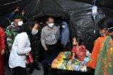 Menteri PPPA pastikan pemenuhan hak pengungsi perempuan-anak di Mamuju Sulbar