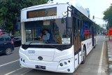 Tiga provinsi yang siap pakai bus listrik Bakrie-BYD