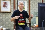 Gubernur Ganjar: Semoga pers tetap berbudaya