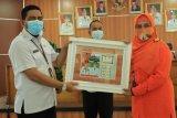 Kabupaten OKI gandeng PT Pos Indonesia  kirim dokumen warga