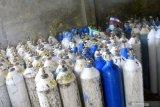 Pengusaha tabung oksigen di Kupang kewalahan penuhi permintaan RS
