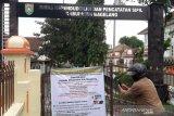 Dua pegawai Disdukcapil Kabupaten Magelang positif COVID-19, kantor ditutup sementara