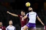 Fiorentina imbangi Torino 1-1