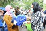 Menteri PPPA ajak gotong royong penuhi hak perempuan dan anak korban gempa