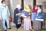 Jasa Raharja serahkan santunan pada 2 warga Sragen korban Sriwijaya Air