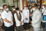 PT Jasa Raharja berikan santunan Rp50 juta kepada keluarga pilot Sriwijaya Air