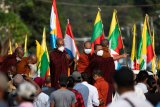Suhu politik Myanmar panas, diguncang isu kudeta