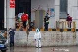 Tim WHO  beri pengarahan media tentang temuan Wuhan pada Selasa