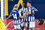 Sociedad ditahan imbang Villarreal 1-1