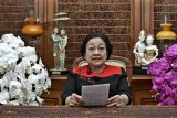 Megawati: PDIP-NU beriringan mampu atasi segala ancaman kebangsaan