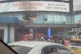 Mall BTM terbakar, pengunjung berhamburan keluar