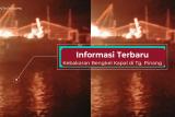 Info terkini: kebakaran bengkel kapal di Tanjungpinang