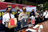 Polresi Kediri ungkap pembunuhan sopir taksi daring