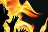 Polisi: Motif suami bakar istri di Deli Serdang karena rasa cemburu