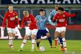 Liga Belanda-Ajax kian kokoh di puncak usai hancurkan AZ Alkmaar 3-0