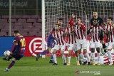 Messi dan Griezmann tuntaskan revans Barca atas Bilbao