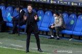 Diego Simeone larang Atletico cepat puas