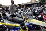 Polres Kediri amankan ratusan sepeda motor untuk balap liar
