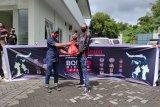 27 Klub Motor Bold Riders di Manado Bantu Korban Bencana