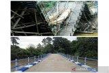 Masyarakat  gembira  jembatan Sei Benao  sudah fungsional