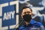 AHY: Gerakan mendorong KLB Partai Demokrat tidak terkait Presiden Jokowi
