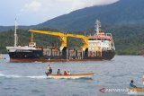 Pelni pecahkan rekor muatan terbanyak, angkut 56 kontainer beras ke Papua