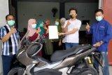 Dukung kurikulum teknik sepeda motor, Honda kembali donasikan sepeda motor