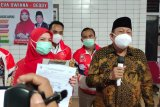 KPU Bandarpampung tetapkan kembali Eva-Deddy sebagai peserta pilkada serentak