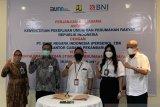 BNI gandeng Balai Pelaksana Penyediaan Perumahan Sumatera III salurkan rumah murah