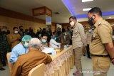 Gubernur canangkan vaksinasi COVID-19 kabupaten/kota se-Sulsel di Bantaeng