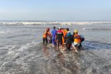 Pencarian korban terseret arus Sungai Opak masih nihil