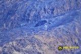 BPPTKG menegaskan material hitam di lereng Merapi bukan kubah lava baru