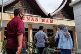 Keluarga DPO meninggal ditembak polisi  di Solok Selatan datangi Komnas HAM Sumbar
