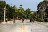 Myanmar tutup gerbang masuk bandara internasional di Yangon