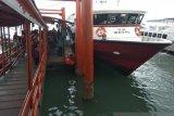 Penumpang kapal antarpulau tidak patuhi protokol kesehatan