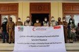 Uni Emirat Arab kirim 3.000 paket bantuan bagi korban gempa Sulbar