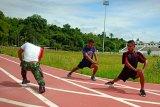 Satgas Yonarmed bina pemuda perbatasan jadi prajurit TNI