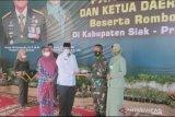 Berkunjung ke Negeri Istana, Pangdam I/BB: Belum ke Siak, belum ke Riau