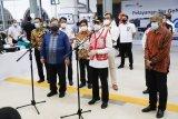 Tarif uji coba GeNose di Pasar Senen Jakarta Rp20.000
