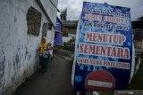 Kemarin, PPKM tingkat lokal hingga ekonomi Indonesia 2020 minus 2,07 persen