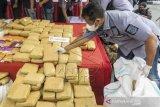 Polda Metro Jaya Musnahkan Narkoba