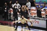 Cavaliers Kevin Love perlahan pulih dari cedera tulang betis