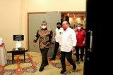 PON hingga pembangunan dibahas Ketua DPD RI dengan Gubernur Papua saat ramah tamah
