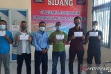 Lima narapidana di Lapas Narkotika Tanjungpinang dikeluarkan  cegah COVID-19