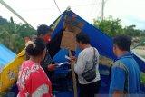 Relawan Musisi Parimo salurkan paket sembako korban gempa Sulbar