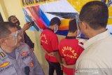 Dua pejambret viral di medsos berhasil ditangkap