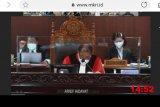 Tuntutan Isdianto-Sani tidak miliki kedudukan hukum