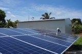 Listrik di Papua pakai energi tenaga surya